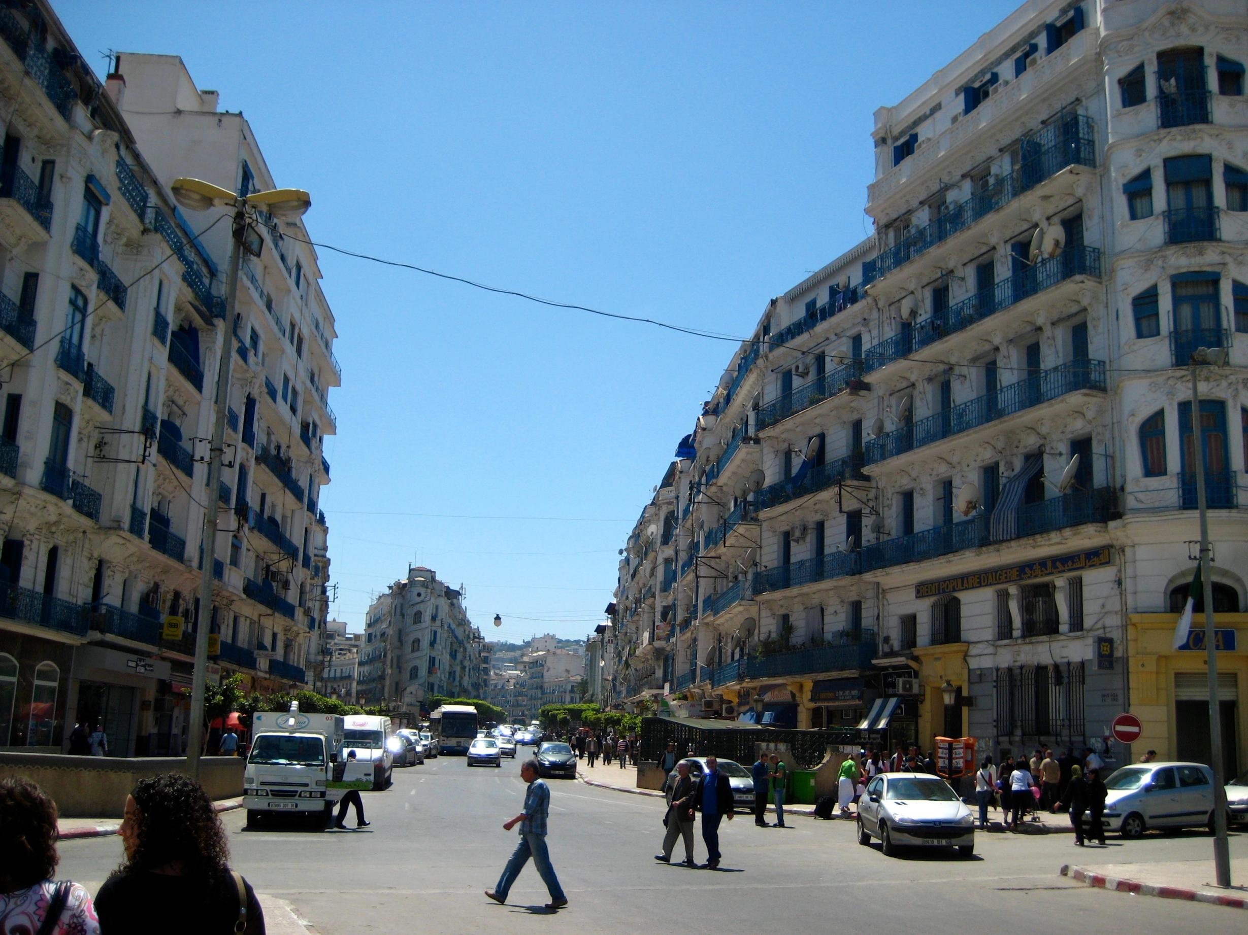 Algeria 2008 0260005590