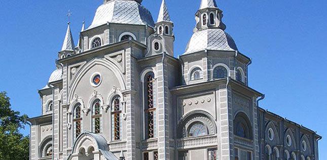 Image d'illustration : église baptiste de Winnyzja, Ukraine (source : Håkan Henriksson)
